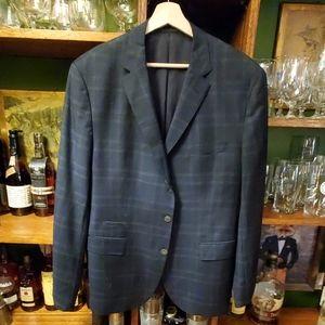Blue Hugo Boss Sportcoat 44R